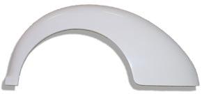 Traveller Rear Wing LHS