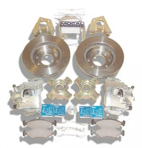 Vented Disc Brake Kit. Ford PCD